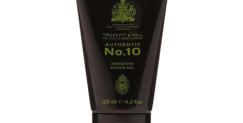 Truefitt and Hill Authentic No. 10 Sensitive Shaving Gel