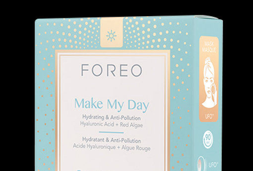 FOREO UFO Mask Make My Day x 7