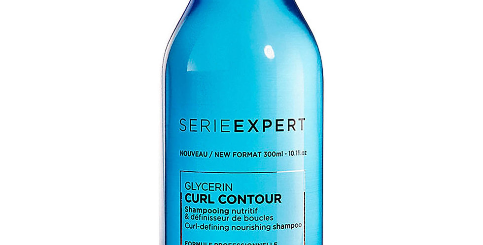 L'Oreal Serie Expert Se Curl Contour Glycerin Shampoo 300Ml