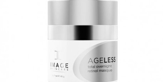 IMAGE total overnight retinol masque
