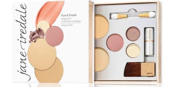 Jane Iredale Pure Simple Makeup Kit EU