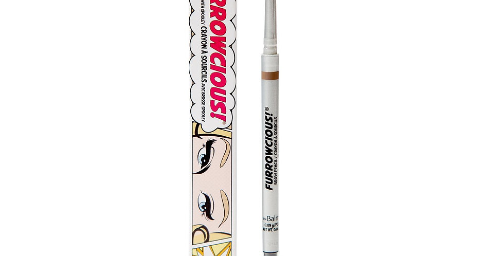 The Balm Furrowcious Eyebrow Pencil