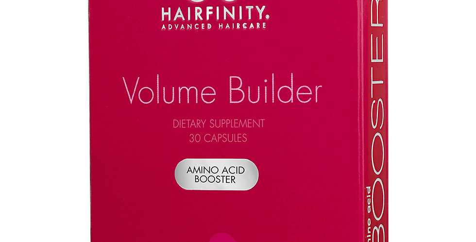Hairfinity HAIRFINITY VOLUME BUILDER AMINO ACID BOOSTER (Dietary Supplement)