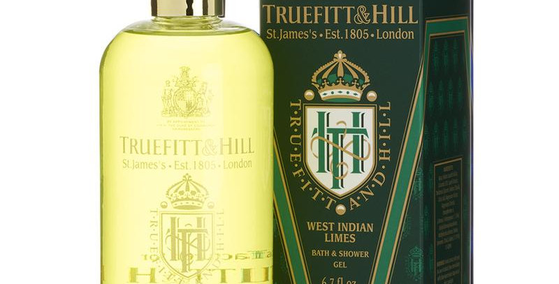 Truefitt and Hill Bath & Shower Gel
