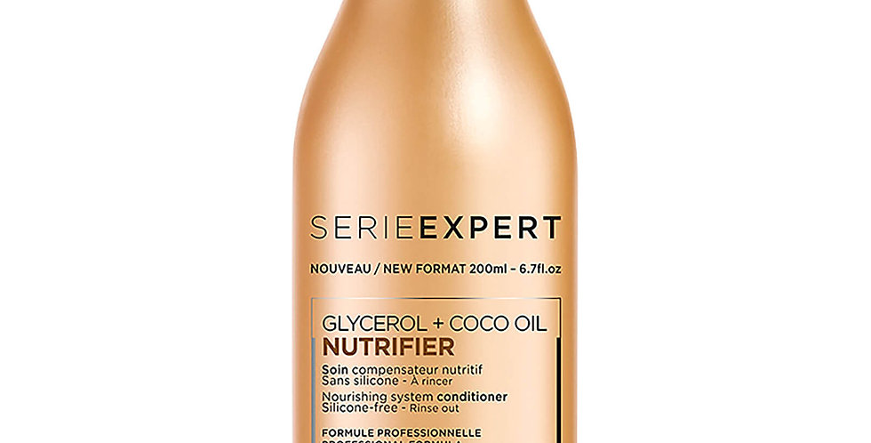 L'Oreal Serie Expert Se Nutri Glycerol Conditioner 200Ml