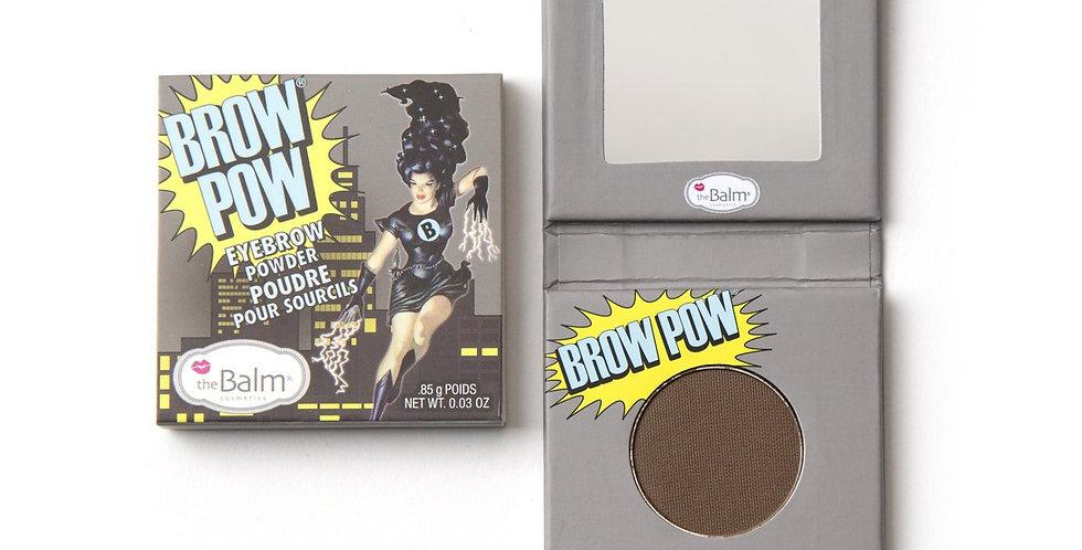 The Balm Brow Pow Eye Brow Powder - Light-Brown
