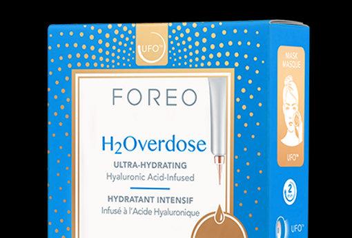 FOREO UFO Mask H2Overdose x 6