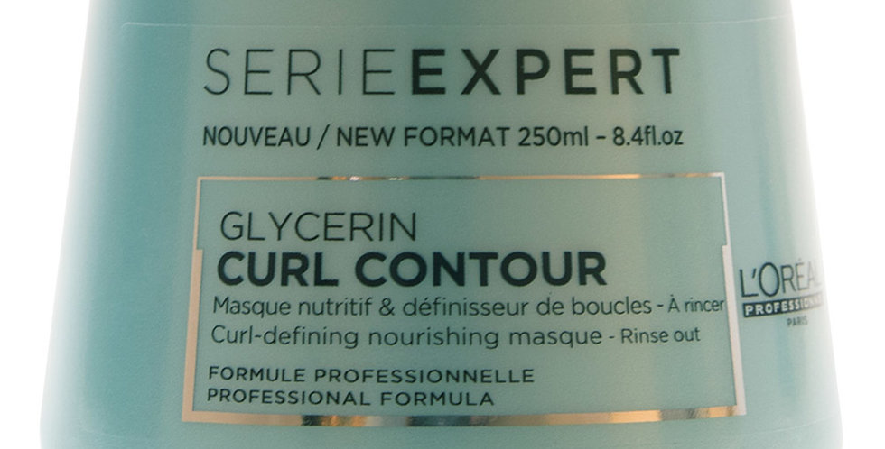 L'Oreal Serie Expert Se Curl Contour Glycerin Mask 250Ml