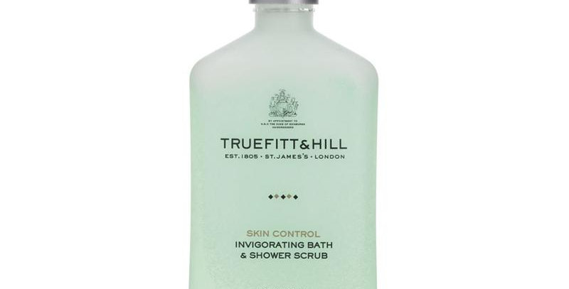 Truefitt and Hill Skin Control Invigorating Bath & Shower Scrub