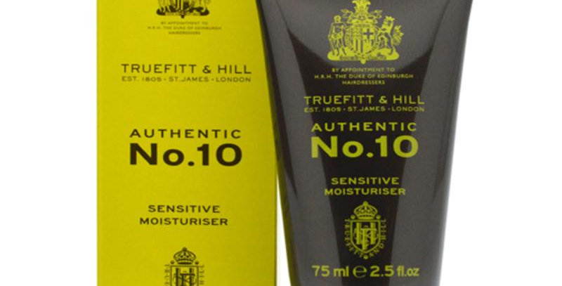 Truefitt and Hill Authentic No. 10 Sensitive Moisturiser