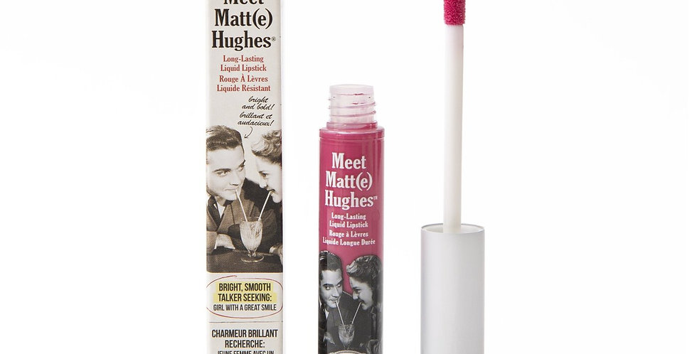 The Balm Meet Matte Liquid Lipstick
