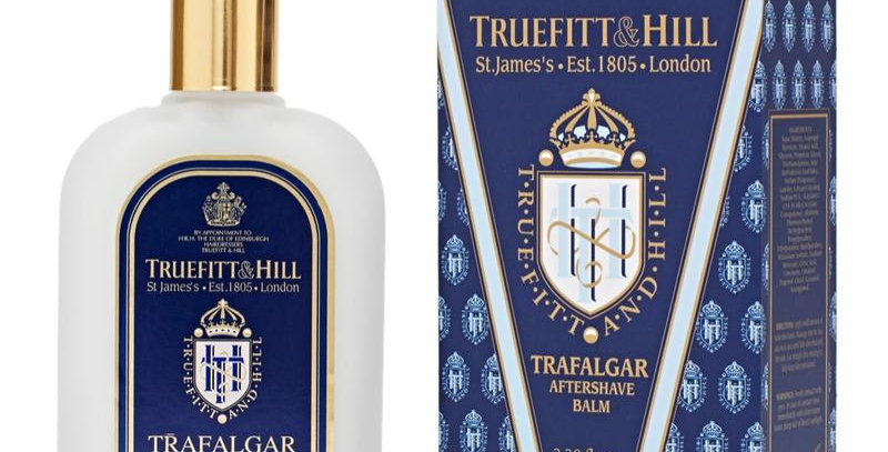 Truefitt and Hill Aftershave Balm