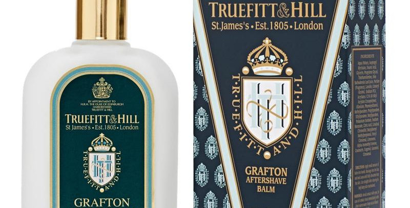 Truefitt and Hill Ultimate Comfort Aftershave Balm (Travel Tube)