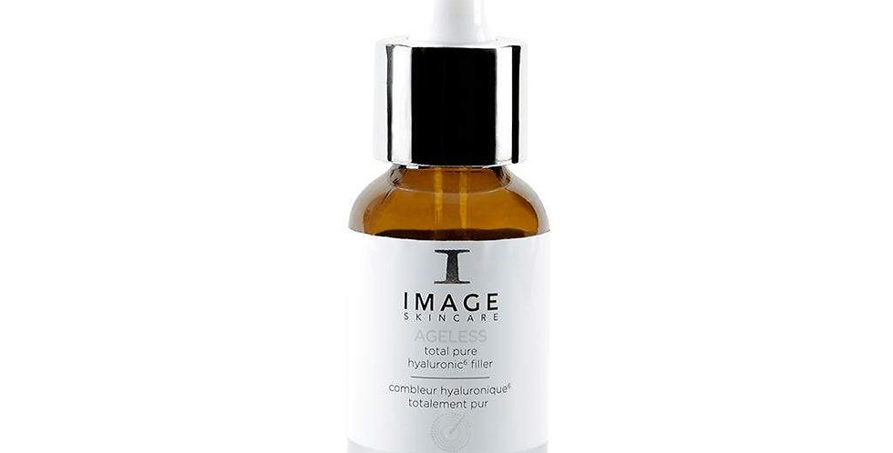 IMAGE total pure hyaluronic filler⁶