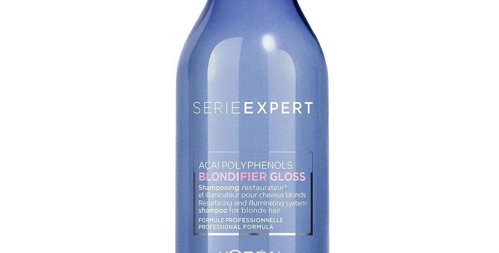 L'Oreal Serie Expert Se Blondifier Gloss Shampoo