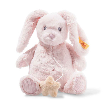 Steiff Pink Bunny