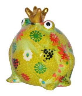 Frog Prince Money Bank