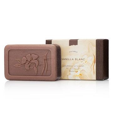 Vanilla Blanc Bath Soap