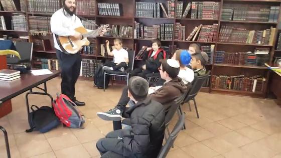 Extra Curricular - School Choir Music and Art