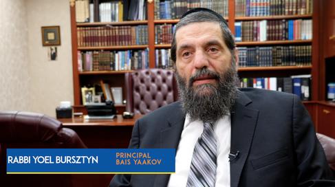 Rabbi Yoel Burstyn