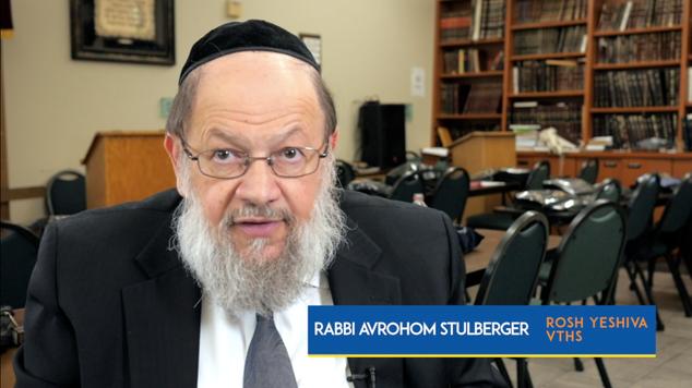 Rabbi Avrohom Stulberger