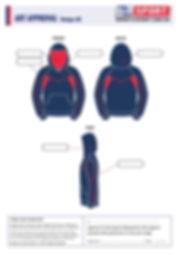 S2sport customized hoodie design v16