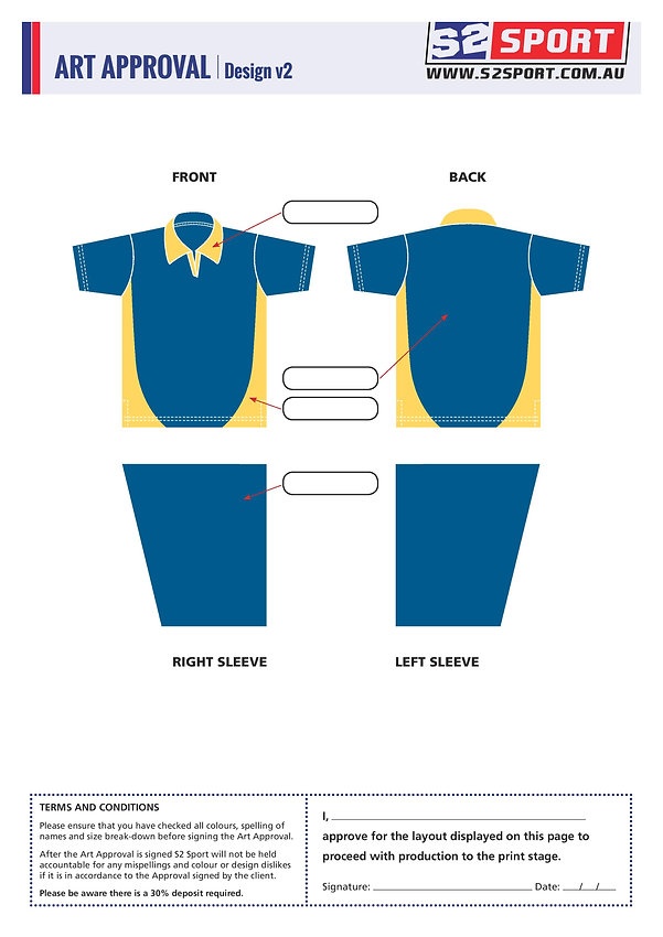 Customized School Jumper Design V6