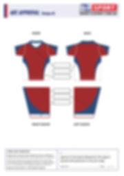 Customized School T-shirt Design V6