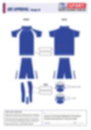 S2 Sports Customized Soccer Design V8