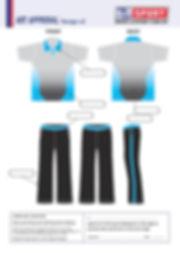 S2 Sports Customized Cricket Design V2