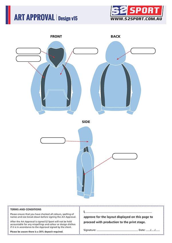 S2sport customized hoodie design v15