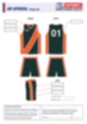 S2 Sports Customized AFL Design V4