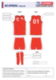 S2 Sports Customized AFL Design V6
