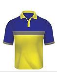 Customized School Polo Design V15