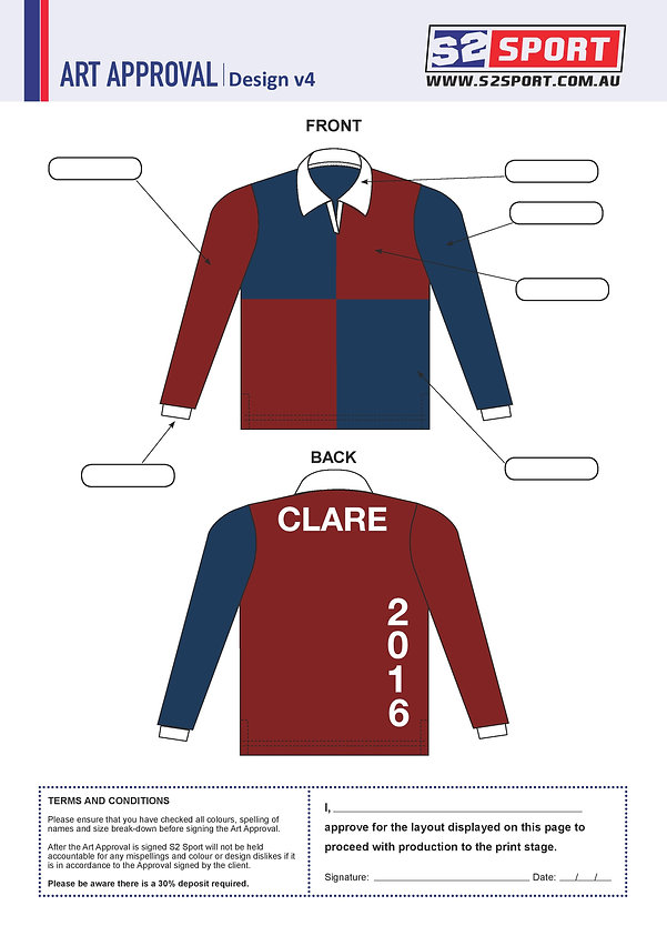 Customized School Jumper Design V4
