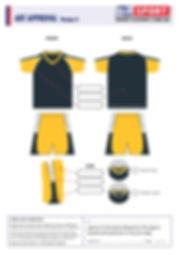 S2 Sports Customized Soccer Design V1