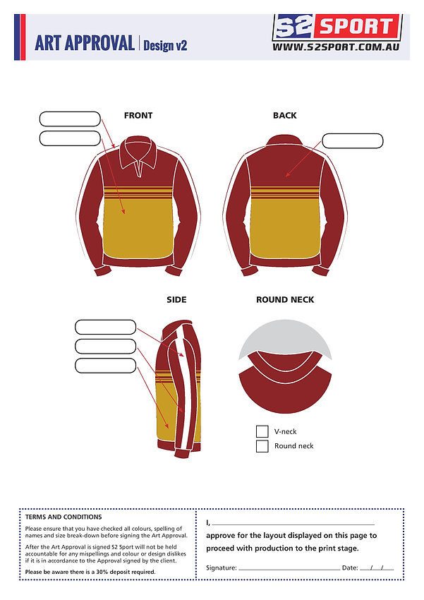 S2sport customized hoodie design v16