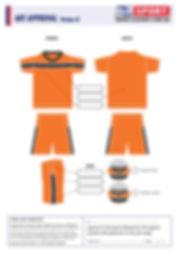 S2 Sports Customized Soccer Design V2