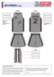 S2 Sports Customized Basketball Design V14 Spurs