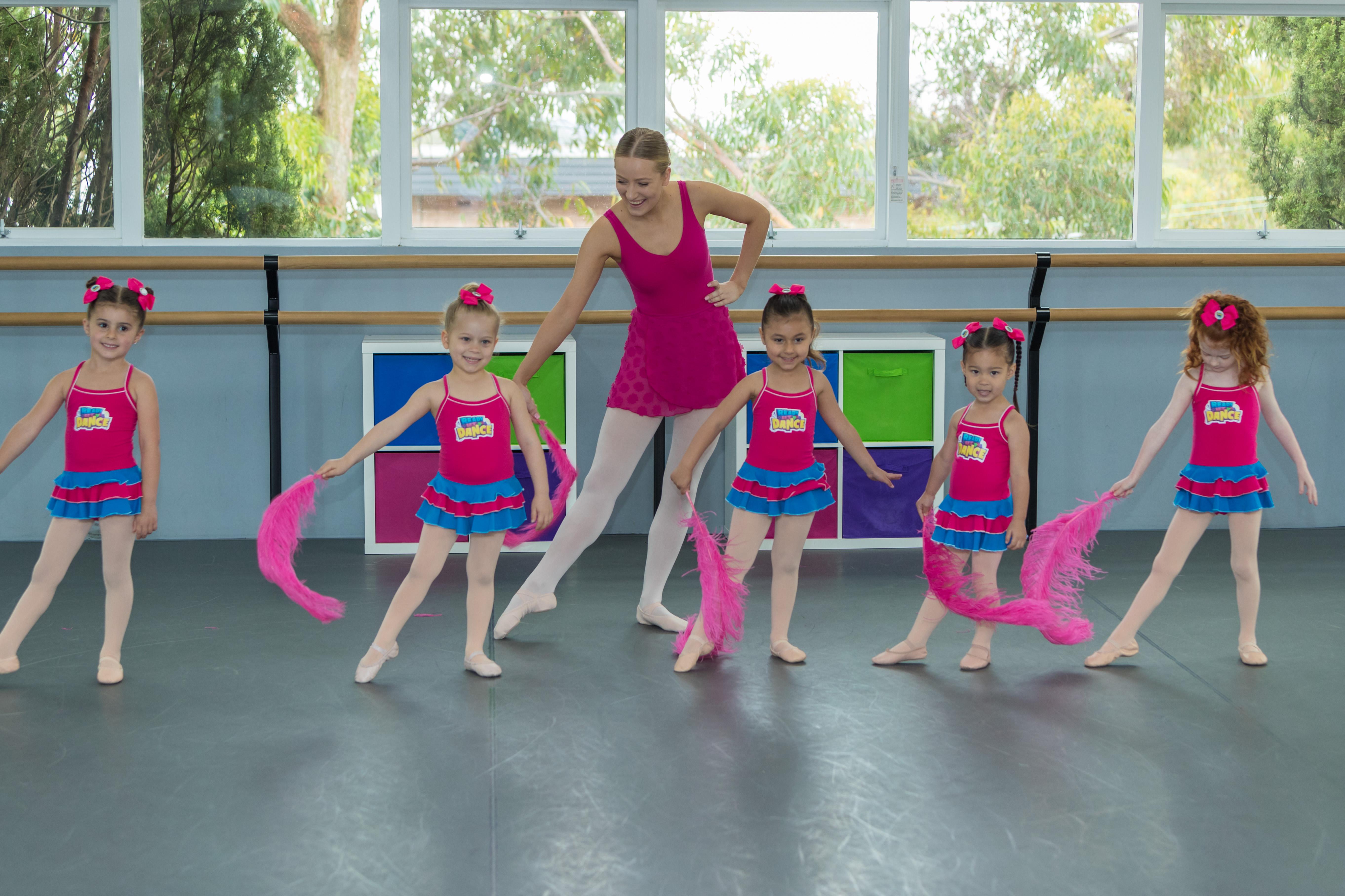 Ready Set Ballet Promo 01