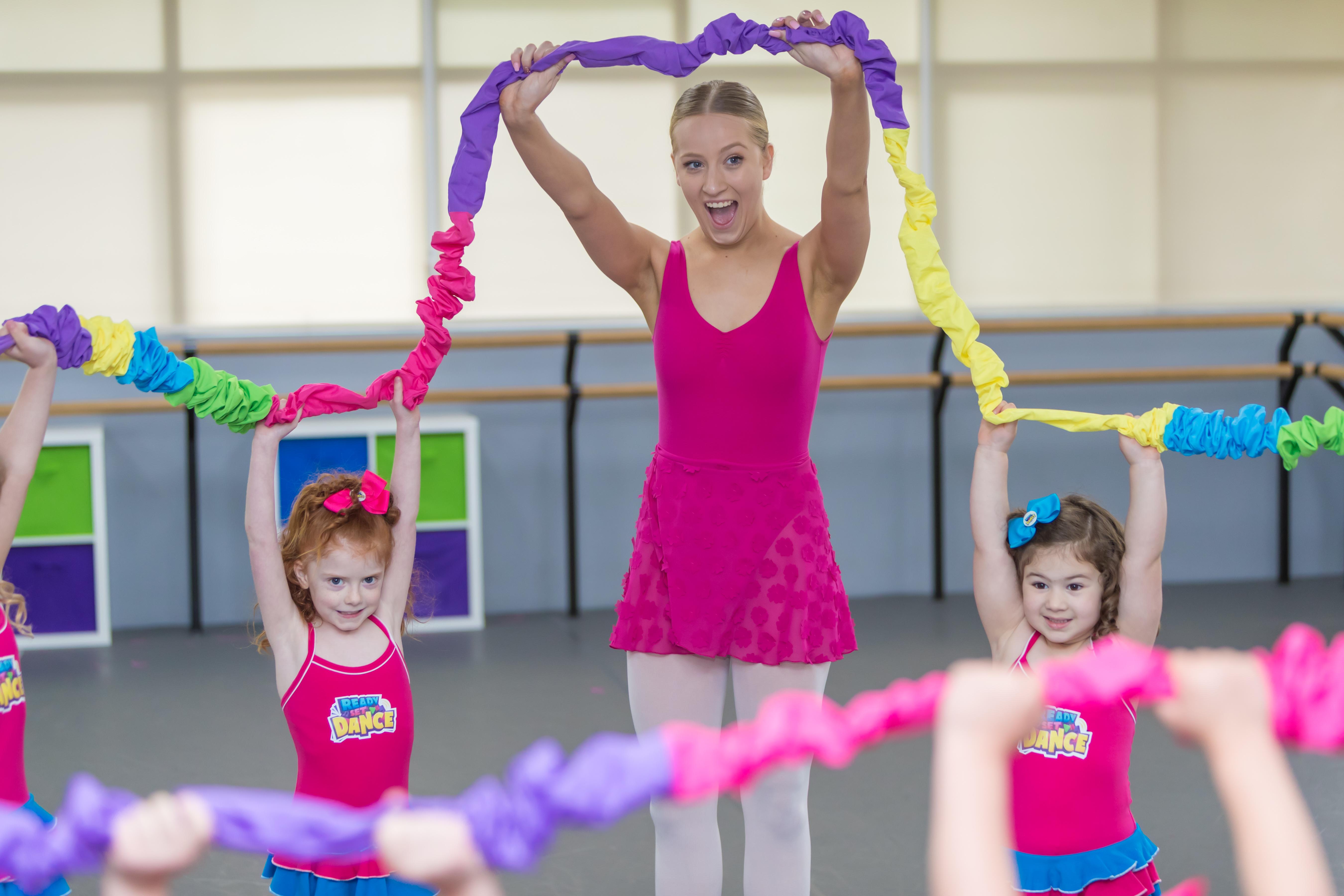 Ready Set Ballet Promo 12