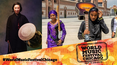 KIMSORA@Chicago World Music festival 2019