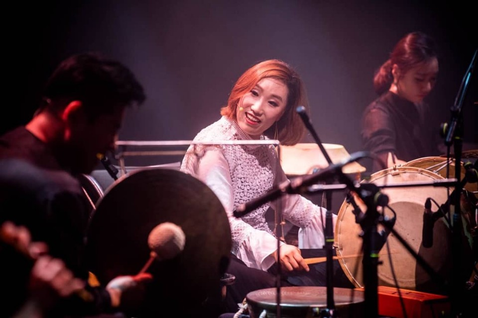 2018 KIMSORA @ WOMEX