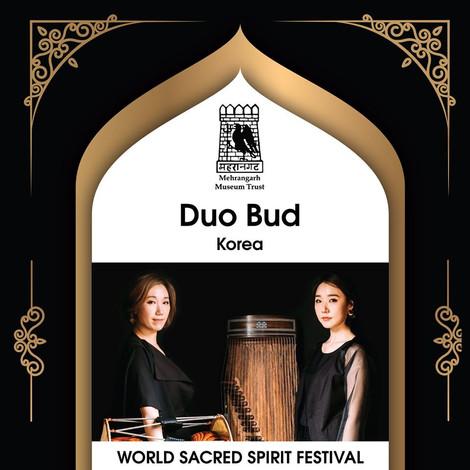 DUO BUD @ World Sacred Spirit Festival 2020