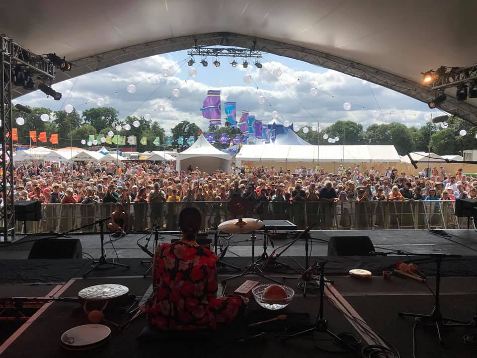 KIMSORA @ WOMAD UK 2019