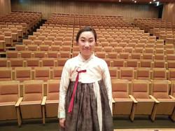 김소라 at 예술의 전당.
