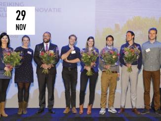 Tweede prijs Circular Innovation Challenge