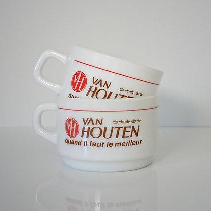Tasse chocolat Van Houten