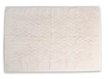 Missoni REX white bath mat