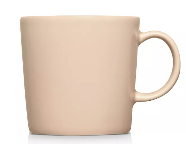 Pink mug for valentine's day by Bloomingdales